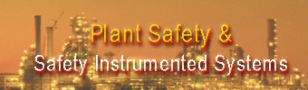 "Click here to enter the section on ""PLANT SAFETY & SAFETY INSTRUMENTED SYSTEMS"""